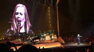 Adele - Sweetest Devotion (Palace of Auburn Hills)