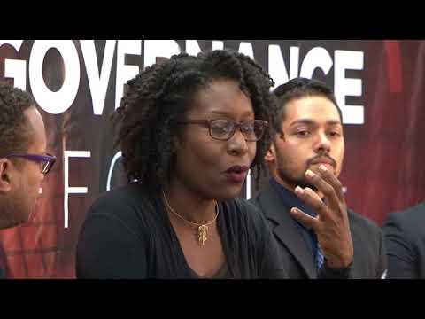Trinidad & Tobago Internet Governance Forum (TTIGF) 2018 - Gender Activism Online Panel Session