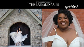 Inside a Plus Size Bridal Shop - The Bridal Diaries EP 7