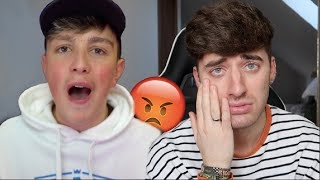 I GOT ROASTED BY A 9 YEAR OLD!! (Morgz)