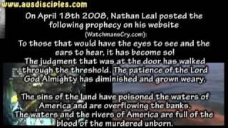 BP Deepwater Horizon - Dreams and Prophecy - Judgement is Here