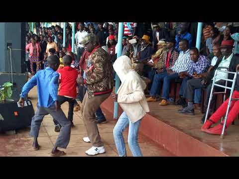 Ben Bii Latest Songs Live Performance At Kabianga University With Best Dancers From South Rift Valle