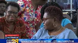 """ADMINISTRATION CAN DO BETTER"" – CITY HALL'S DEPUTY HR-13/10/2018"