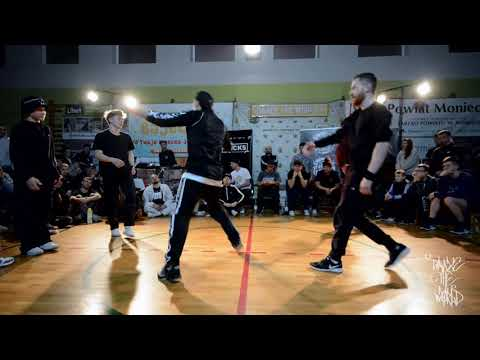 Dance The World 2 / Półfinał Bboying 3vs3 / CoolKids Flavour vs Conquistador