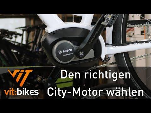 Du willst den richtigen Motor für die Stadt? Hier der Überblick - vit:bikesTV