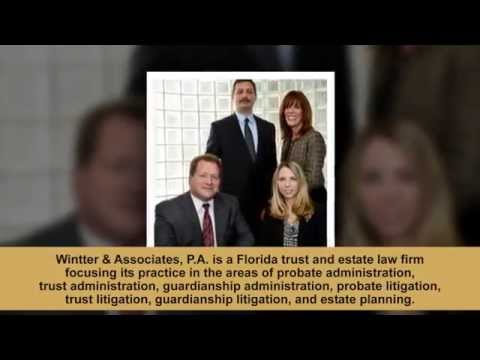 Florida Probate Attorney | Fort Lauderdale Estate Lawyer | Trust Law Miami