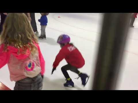 Ice skating TATUM