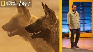 Beyond 'Savage Kingdom': Growing Up in the African Wild (Part 1) | Nat Geo Live