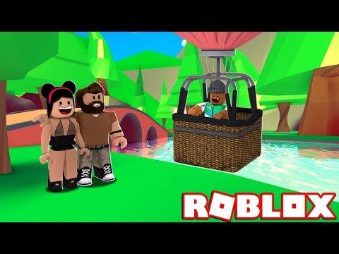 NEW HOT AIR BALLOON UPDATE!!   Roblox Adopt Me