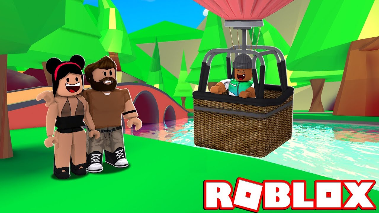 New Hot Air Balloon Update Roblox Adopt Me Youtube - roblox get your friend request spammers under control