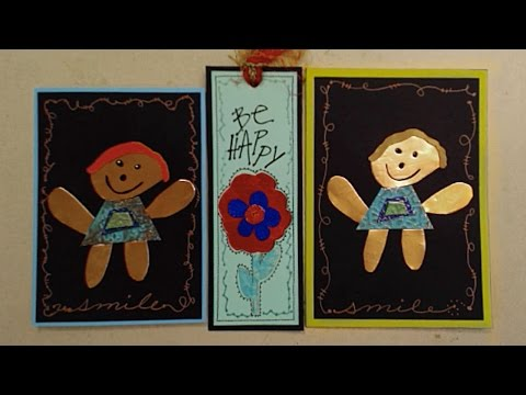 Ustream: Kid Art and Craft Metal - HowToGetCreative.com with Barb Owen