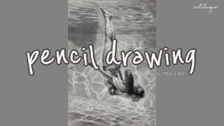 [연필소묘] 흑백 연필드로잉으로 물 속 표현하기_AnB…
