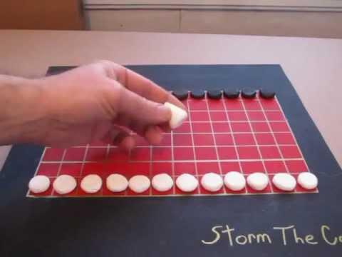 Make an Ancient Roman Board Game (Ludus Latrunculorum)