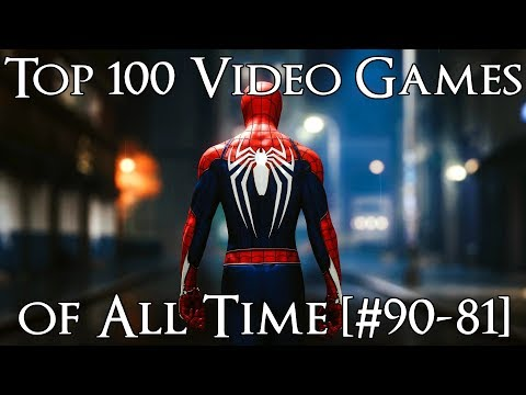 Top 100 Video Games of All Time (#90-81)
