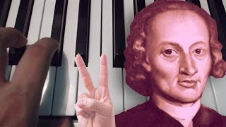 Canon in D / Pachelbel / Piano / Tutorial / (parte 2)