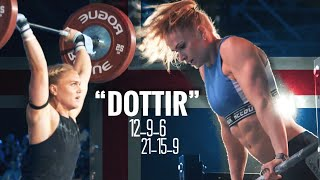 "The NEW CrossFit Benchmark workout: ""DOTTIR"""