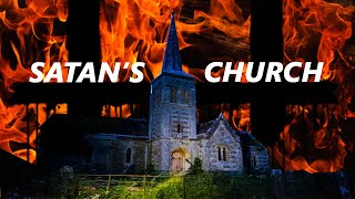 """My TERRIFYING Night at SATAN'S CHURCH """"I WAS ATTACKED BY A DEMON"""""""