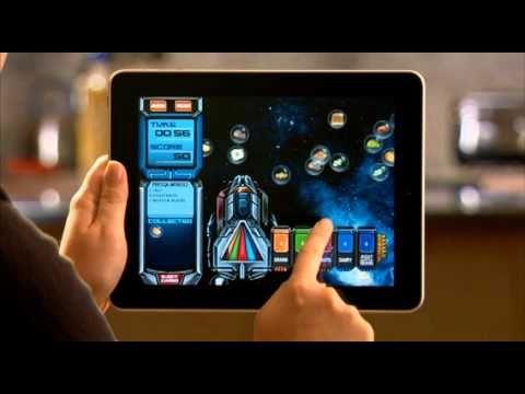 Kraft Foods iPad App Demo: Big Fork Little Fork