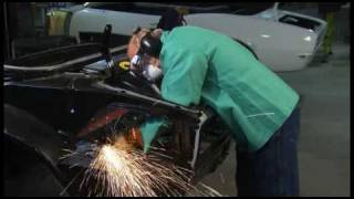 Trunk Pan Replacement-How to replace a trunk floor from How to ASAP