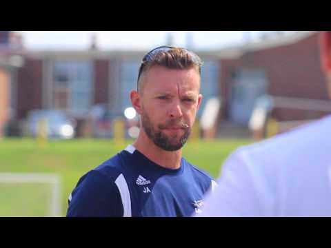 Longwood University Men's Soccer Sights & Sounds