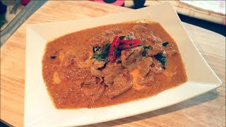 Panang Curry - Hot Thai Kitchen! พะแนงหมู