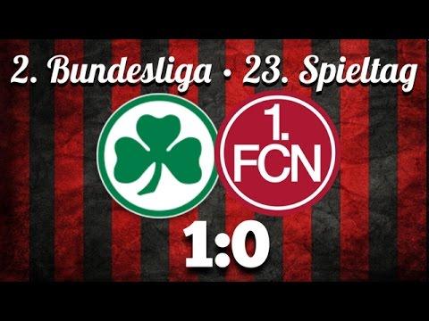 23. Spieltag - 1.FC Nürnberg : SpVgg Greuther Fürth