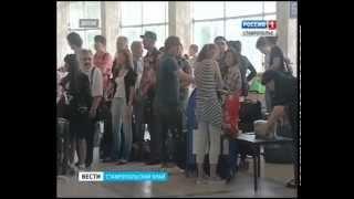 Российские туристы предпочли отдых на Кавминводах(Отдыхать на майские праздники российские туристы предпочли на Кавминводах, в Крыму и Сочи. Именно на эти..., 2015-03-25T12:36:07.000Z)