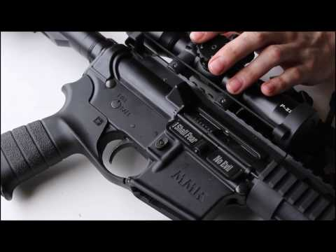 Breakdown and Cleaning An AR-15!!!