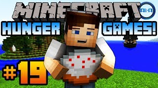 "Minecraft HUNGER GAMES - w/ Ali-A #19! - ""WE ARE TRAPPED!"""