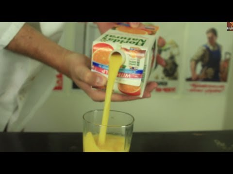 You've Been Pouring Juice Wrong