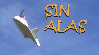 | MrCUervoRC | Un avión que vuela....  ¡sin alas!