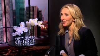 Fifty Shades Of Grey: Sam Taylor Johnson Official Interview