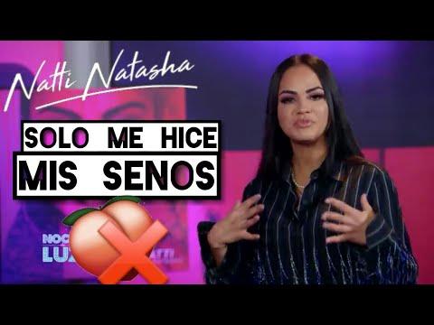 Natti Natasha Habla De Sus Cirugias