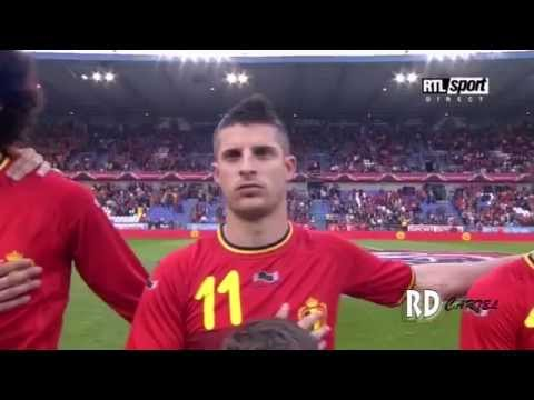 BELGIUM's highlights 5-1 Luxembourg | Friendly | 2014/05/26