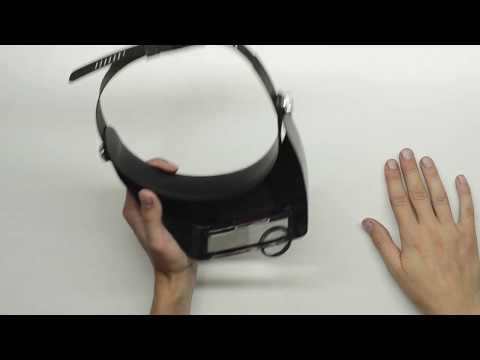 По чему не стоит покупать Шлем Лупа (очки мастера)?