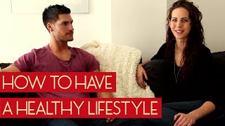 How to have a healthy lifestyle ft. top transformation coach jamie alderton