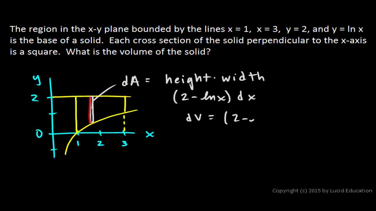 AP Calculus AB Practice Exam Multiple Choice Problem 77