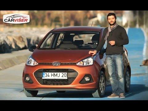 Hyundai i10 Test Sr Review English subtitled