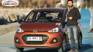 Hyundai i10 Test Sürüşü - Review (English subtitled)