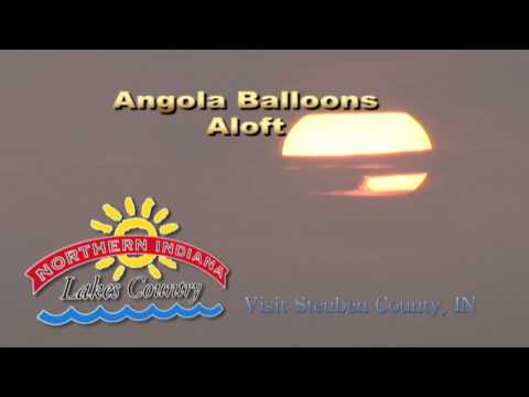 Angola Balloons Aloft Promotional Video