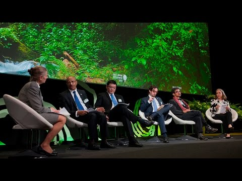 Oslo REDD Exchange 2016: Plenary 1 – REDD+ Post-Paris: National implementation