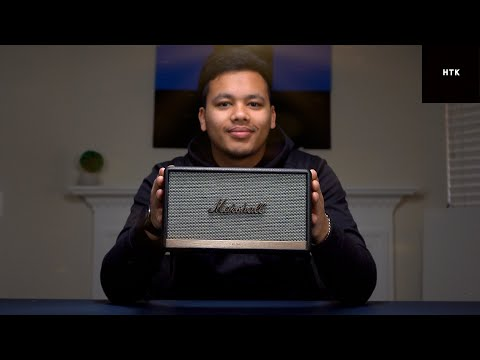 Marshall Acton 2 Unboxing ~ Review ~ Sound Test