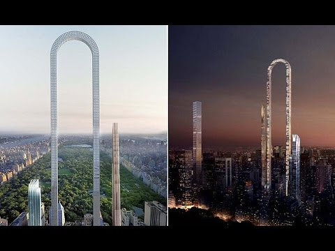 Longest Building In The World: The Incredible U-Shaped New York Skyscraper