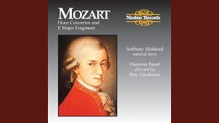 Concerto in E-Flat Major, KV. 417: I. Allegro maestoso