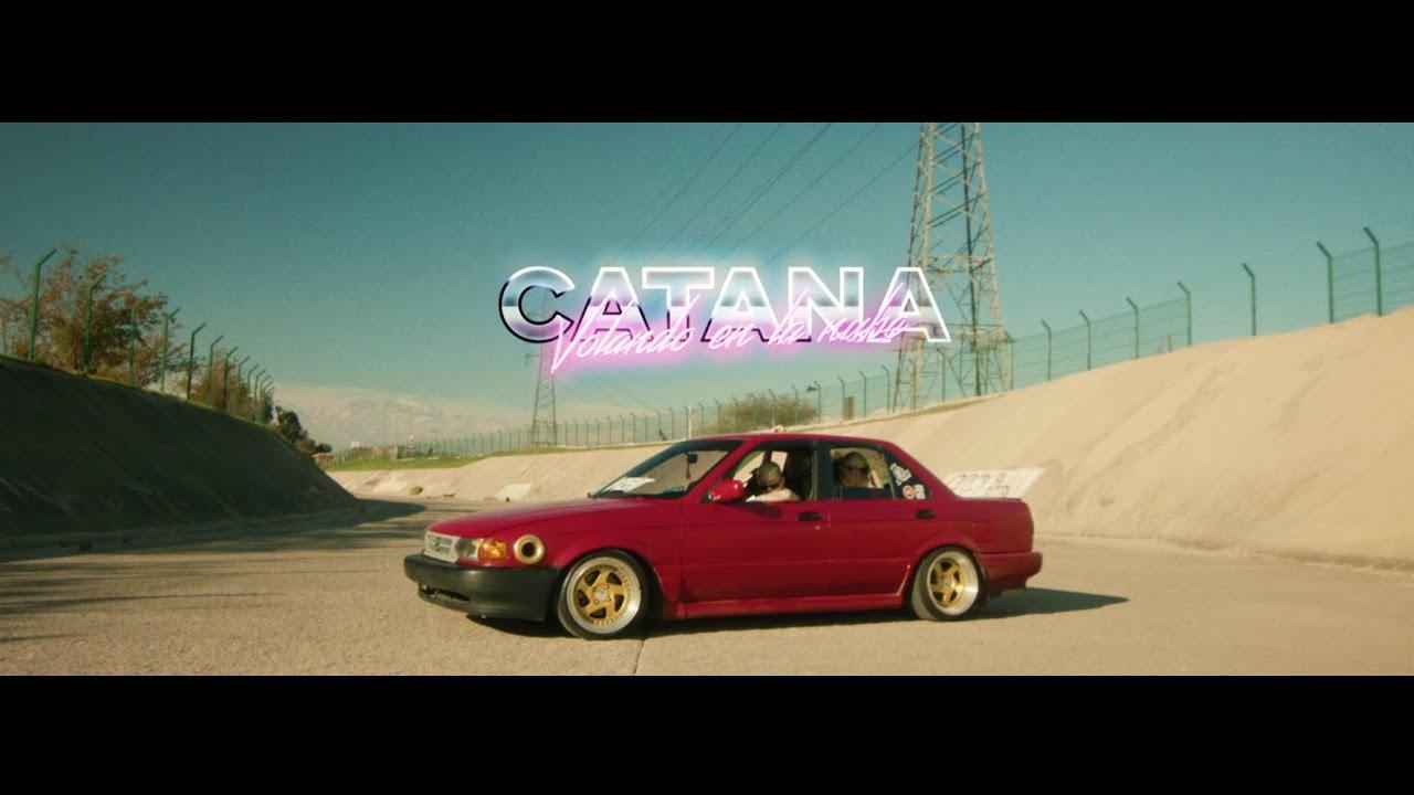 Download Catana - Volando en la nube (Official video)
