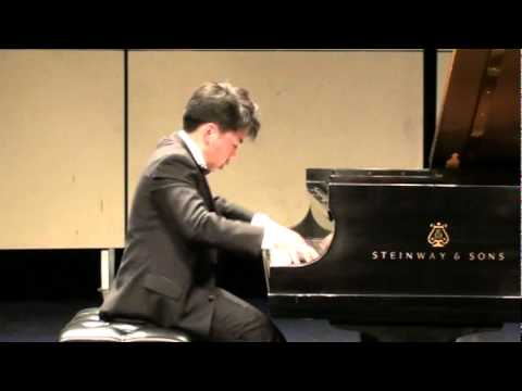 """Schubert Fantasie in C major, Op. 15 """"Wanderer Fantasy"""" by George Li (15 yr)"""