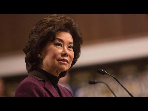 Exclusive: US Transportation Secretary Elaine Chao shares insight on China-US ties