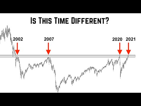 This signal typically warns of an imminent stock market collapse   Is this time different?