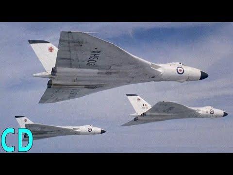 V Bombers - Vulcan, Victor & Valiant - The Last British Bombers
