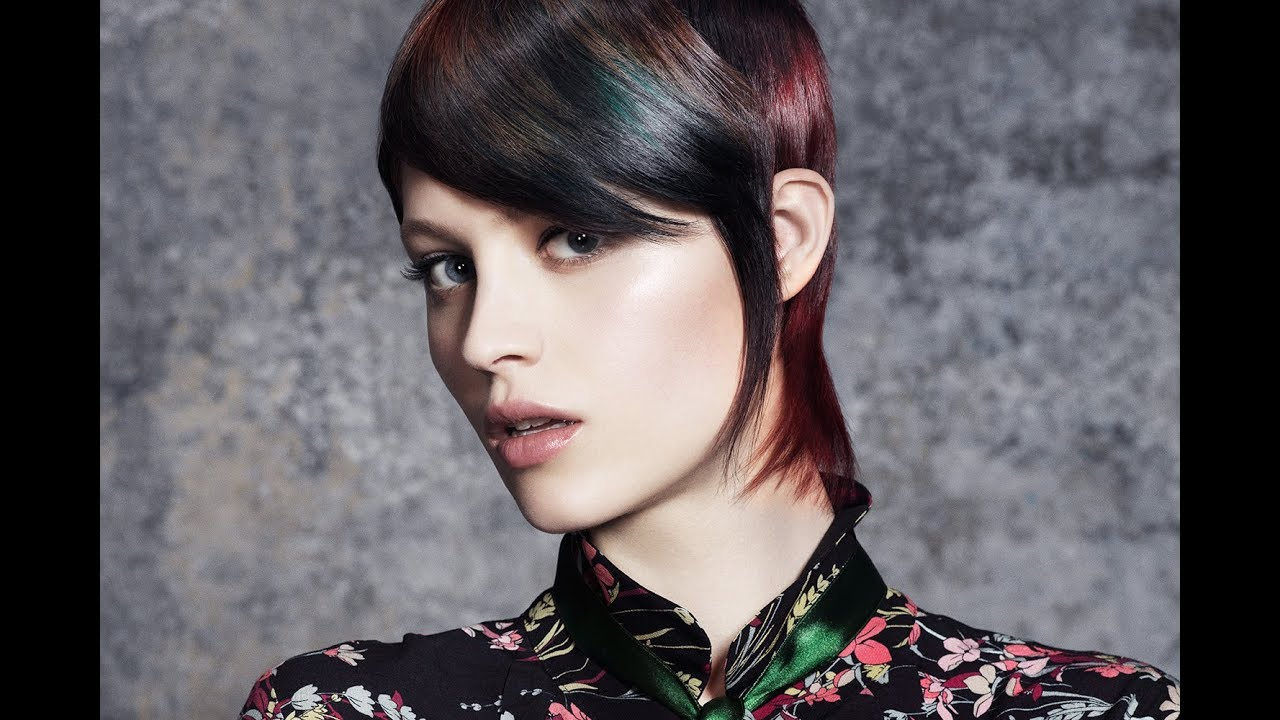 HJinspires: INTRICATE HAIR COLOUR STEP BY STEP FROM ALTER EGO ITALY